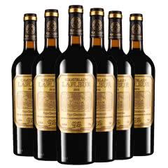 法国进口红酒拉斐教皇92干红葡萄酒红酒整箱装750ml*6