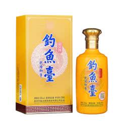 53°钓鱼台贵宾酒(新版)酱香型白酒礼盒500ml