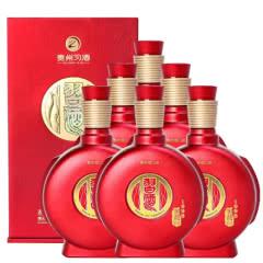53°茅台集团习酒窖藏1998(红盒)酱香型白酒 500ml*6 整箱装