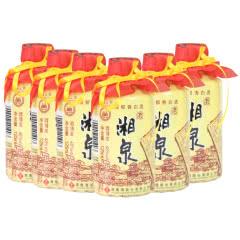 48°老湘泉 馥郁香型白酒 125ml*6瓶装