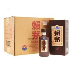 【老酒】53°茅台股份 赖茅珍品 500ml 酱香型白酒(2017年) (6瓶装)
