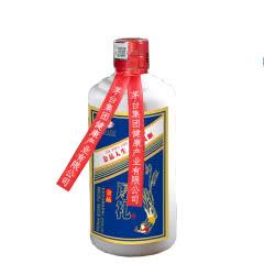 52°贵州茅台集团52度金品厚礼蓝装浓香型白酒500ml单瓶装