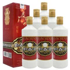 53°黔春酒 红盒 贵酒 酱香型白酒 500mlx6瓶