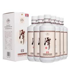 53°潭酒 珍酿精品 酱香型白酒整箱500ml*6瓶