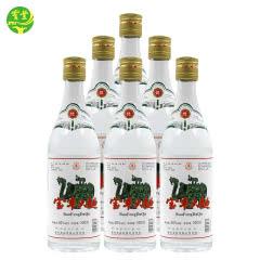 宝丰大曲大象驮小象50度500ml清香型白酒 6瓶*整箱