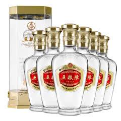 52°五粮液股份公司五粮陈典范浓香型白酒礼盒整箱装500ml(6瓶装)