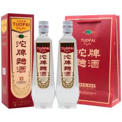 沱牌舍得酒 沱牌曲酒 (80年代复刻版) 浓香型白酒 54度 500mlx2瓶