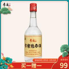52°李渡古窖陈香500ml单瓶江西李渡纯粮高度白酒口粮酒
