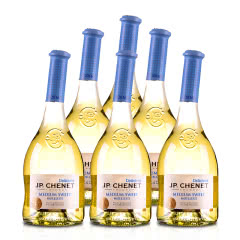 法国香奈半甜白葡萄酒750ml*6