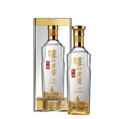 泸州老窖特曲晶彩52度 500ml单瓶装浓香型高度粮食白酒 婚宴送礼
