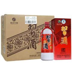 53°习酒 老习酒 酱香型白酒 单瓶500ml*6整箱装(2020年)