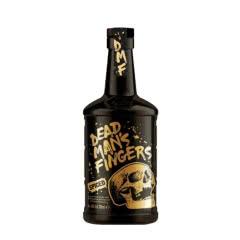 37.5°英国死侍手指加勒比原味朗姆酒700ml