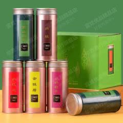一罐茶多泡装大红袍茶叶高山绿茶金骏眉茶罐装