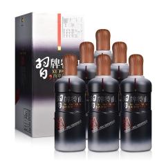 42°习牌特曲丙申年纪念版 500ml(6瓶装)