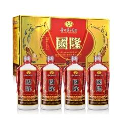 52°贵州茅台酒厂(集团)技术开发公司国隆酒礼盒500ml*4