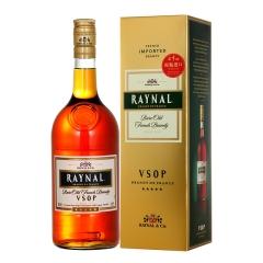38°法国原瓶原装进口万事好VSOP白兰地洋酒1000mL