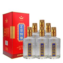 36°红星二锅头北京特酿8 500ml(6瓶装)