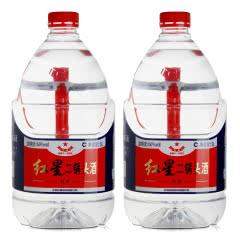 60°红星二锅头桶5L(2瓶装)