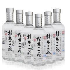 52°桂林三花酒国标米香型白酒450ML(6瓶装)