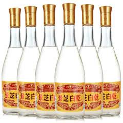 49°景芝白乾480ml(6瓶装)