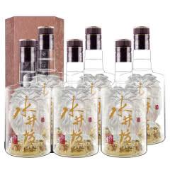 52°水井坊典藏大师版浓香型白酒500ml(6瓶装)