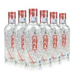 40°汾阳王水晶八年清香型白酒245ml(6瓶装)