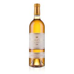 (列级庄·名庄·正牌)滴金酒庄2000贵腐甜白葡萄酒750ml