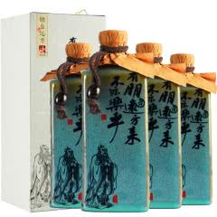 52°孔府家酒朋自远方6 500ml(4瓶装)