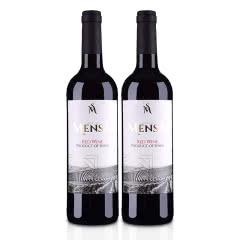西班牙欧瑞安门萨古藤干红葡萄酒750ml(2瓶装)