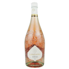 7.5°西班牙进口桑德拉桃红起泡葡萄酒 750ml