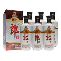 53°老郎酒1898(原封箱500ml*6瓶装2015年生产)