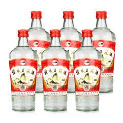 52°桂林三花酒玻璃瓶米香型白酒480ML(6瓶装)