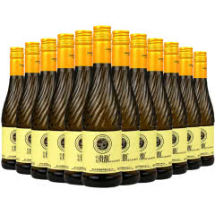 10.5°张裕贵馥晚采甜白葡萄酒375ml(12瓶装)