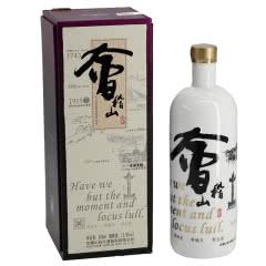 绍兴黄酒13° 会稽山世博情缘花雕酒500mL礼盒装半干型 单盒价