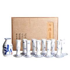 汾酒竹节杯酒具21件套礼盒