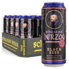 德国原装进口歌德黑啤酒500ml*24听装