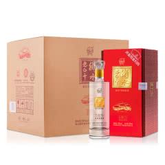 39°衡水老白干五星酒500ml(4瓶装)