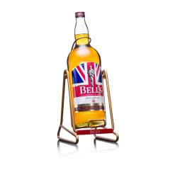 40°英国金铃喜乐致醇调配苏格兰威士忌4500ml