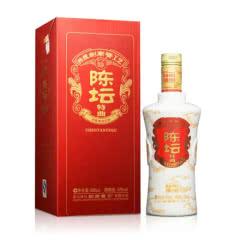 52度剑南春陈坛特曲浓香型白酒500ml