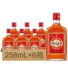 35°劲牌 中国劲酒 258ml*6 保健酒箱装 劲牌旗舰店