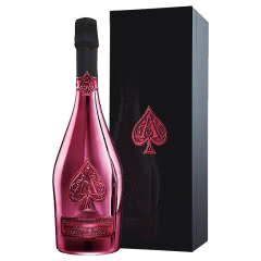 黑桃A法国香槟Armand de Brignac 黑桃A紫罗兰版钢琴烤漆 750ml