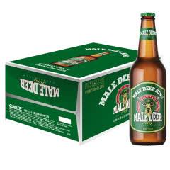 公鹿王德式小麦精酿啤酒330ml*24
