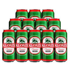 科罗斯德式经典拉格啤酒500ml*12