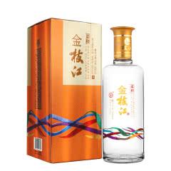 42°枝江酒 柔和金枝江 国产白酒 500ml*1 单瓶装
