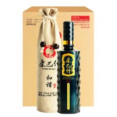43°康巴什 和谐 内蒙古纯粮食 清香型 草原低度高粱酒 500ml*6
