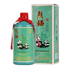 53°贵州茅台镇 君盟酒业 熊猫酒 酱香型白酒500ml*1瓶