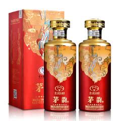 53°贵州茅台集团茅韵酒(M9)500ml*2