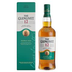 40°英国格兰威特单一麦芽苏格兰威士忌12年陈酿700ml