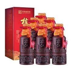 42°枝江珍品窖500ml(6瓶装)