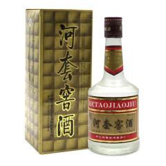 51度河套窖酒年份老酒(90年代)收藏老酒 500ml 单瓶